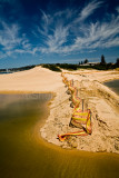 Fence at Narrabeen dunes