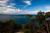 Barrenjoey Headland in Broken Bay, Sydney, Australia