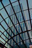 AMP Centre through windows