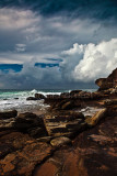Warriewood cloud formation portrait