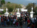 Esquipulas- the day before Easter
