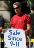 safe since 9-11