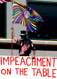 impeachment on the table