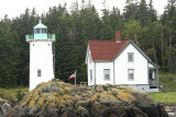 Little River Lighthouse - Cutler, Me.