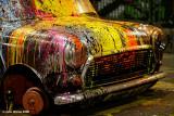 Leake Street Paint Job