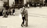 Camera Couple Cuddle