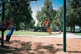 Naomi Mae at Tahoe Park