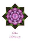 41 - Lilac Kaleidoscope Card