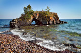 108.5 - Hollow Rock: Sunny Afternoon, Clear Water