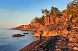 72.1 - Temperance Shoreline at Sunrise