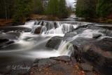 Bond Falls Cascades, Ontonagon River