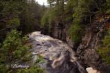 Sturgeon River Walls, Canyon Falls area