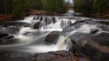 Bond Falls Cascades 2, Ontonagon River