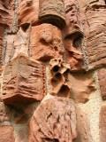 Stonework Holy Island