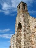 St Marys Parish Church at Linisfarne (Holy Island.)