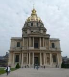 Dome des invalides, Paris France