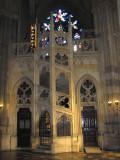 Inside, St. Vitus Church, Prague