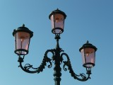 Venetian lights.