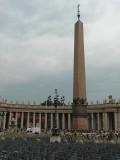 St Peters Square Vatican City Italy.