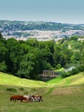 Prior Park Bath. England...thats Bath town in the background.