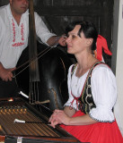 A night out in Czech Repbulic, treated to some local music and dance.