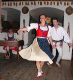 Czech Dancing.