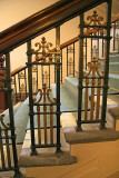 Staircase - Heritage Hotel.