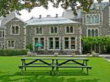 Christchurch...Arts Centre grounds.