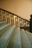 Staircase Old Gov House Heritage Hotel.