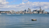 Auckland City... taken from Stanley Point