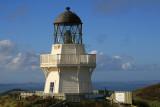 Lighthouse  at end of Awhitu Peninsula.