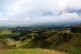 View from Te Mata Peak Havelock North