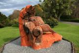 The Wooden Kiwi.