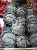 Quimper - groente op de markt