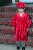 Sam's First Graduation
