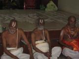 03-from left -Sri Kooram Bashyam svami, Sri Varada Narayana Iyengar svami and Sri TNC Parthasarathy Iyangar svami.jpg