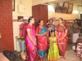 13-Invocation Azvar Emperumanar Jeeyar Thiruvadikale saranam by daughters, grand daughters and Great Grand daughter of svami