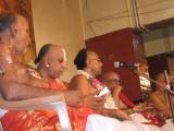 14- Krishna Dvayam (Sri Venkata Krishnan svami and Sri Velukkudi Krishnan svami) with nam svami