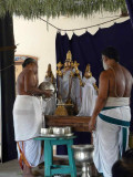 Azhagiya singar getting ready for thirumanjanam-grand bath1.jpg