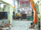 Thiruvaimozhi Nootrandhadhi Goshti with Thirukovalur Jeeyar Swami.JPG