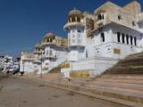 Banks of Pushkaram Lake.JPG