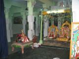 Acharyan in davana mandapam.JPG