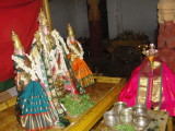 Sri Perumal with Aacharyaan on 6th Day Utsavam-Moolam.JPG