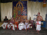 05-Sri Rangarajan swamy speakin g on the occasion.JPG
