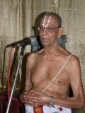 09-Sri Venkatesan swamy Head of Udayavar Kainkarya sabha, Thiruvallikeni.JPG
