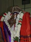 10-emberumanar in vellai sattuppadi after adorning kAshAyam.JPG
