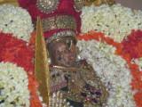 Mandhahasam on Varadan face hearing Upadesa Ratnamalai.JPG