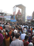 04-Parthasarathy Utsavam.Day 07.Ther.Parthasarathy about to start his Thiru Ther.jpg