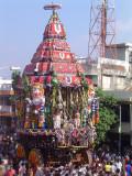 14-Parthasarathy Utsavam.Day 07.Ther.Near Singarachari St and Car Street Junction.JPG