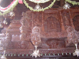30-Parthasarathy Utsavam.Day 07.Ther.Intricate carvings on the side of the Ther.JPG